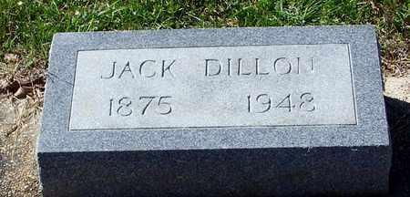 DILLON, JACK - Washington County, Louisiana | JACK DILLON - Louisiana Gravestone Photos