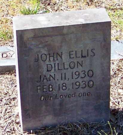 DILLON, JOHN ELLIS - Washington County, Louisiana | JOHN ELLIS DILLON - Louisiana Gravestone Photos