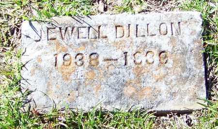 DILLON, JEWELL - Washington County, Louisiana | JEWELL DILLON - Louisiana Gravestone Photos