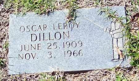 DILLON, OSCAR LEROY - Washington County, Louisiana | OSCAR LEROY DILLON - Louisiana Gravestone Photos