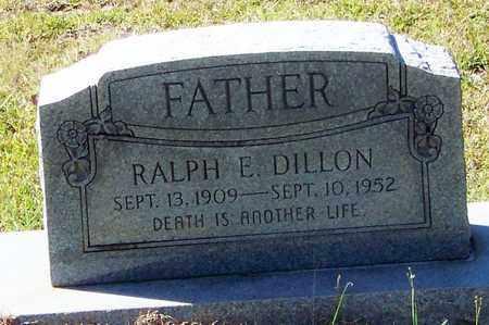 DILLON, RALPH E - Washington County, Louisiana | RALPH E DILLON - Louisiana Gravestone Photos