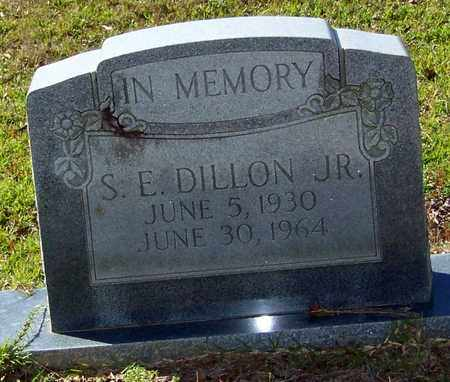 DILLON, SHELL E JR - Washington County, Louisiana | SHELL E JR DILLON - Louisiana Gravestone Photos