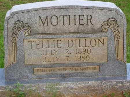 DILLON, TELLIE - Washington County, Louisiana | TELLIE DILLON - Louisiana Gravestone Photos
