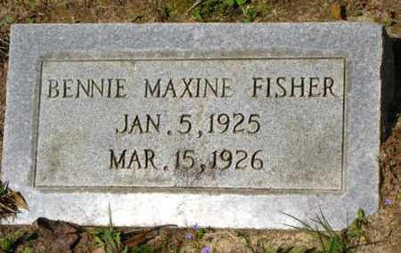 FISHER, BENNIE MAXINE - Washington County, Louisiana | BENNIE MAXINE FISHER - Louisiana Gravestone Photos