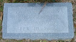 FISHER, EARLINE KNIGHT - Washington County, Louisiana | EARLINE KNIGHT FISHER - Louisiana Gravestone Photos