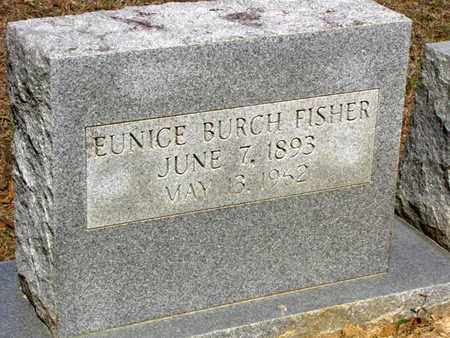 FISHER, EUNICE (CLOSE UP) - Washington County, Louisiana | EUNICE (CLOSE UP) FISHER - Louisiana Gravestone Photos