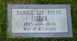 FISHER, NANNIE LEE - Washington County, Louisiana | NANNIE LEE FISHER - Louisiana Gravestone Photos