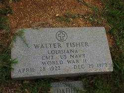 FISHER, WALTER DENNISON  (VETERAN WWII) - Washington County, Louisiana | WALTER DENNISON  (VETERAN WWII) FISHER - Louisiana Gravestone Photos