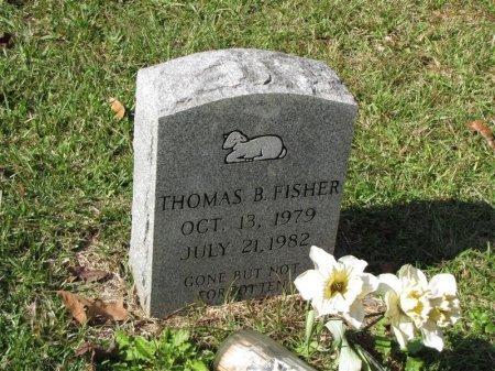 FISHER, THOMAS B - Washington County, Louisiana   THOMAS B FISHER - Louisiana Gravestone Photos