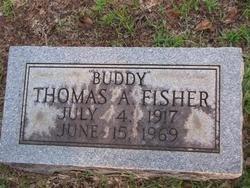 "FISHER, THOMAS ADNELL ""BUDDY"" - Washington County, Louisiana   THOMAS ADNELL ""BUDDY"" FISHER - Louisiana Gravestone Photos"