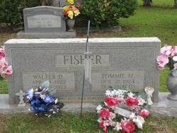 """FISHER, AZZIE LOUISE """"TOMMIE"""" - Washington County, Louisiana 