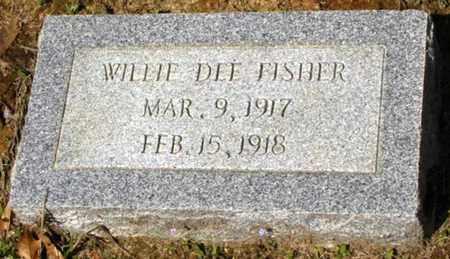 FISHER, WILLIE DEE - Washington County, Louisiana | WILLIE DEE FISHER - Louisiana Gravestone Photos