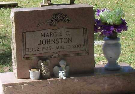JOHNSTON, MARGIE C - Washington County, Louisiana | MARGIE C JOHNSTON - Louisiana Gravestone Photos