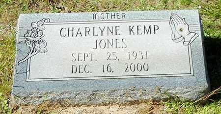 JONES, CHARLYNE - Washington County, Louisiana | CHARLYNE JONES - Louisiana Gravestone Photos