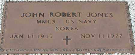 JONES, JOHN ROBERT (VETERAN KOR)) - Washington County, Louisiana | JOHN ROBERT (VETERAN KOR)) JONES - Louisiana Gravestone Photos