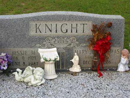 KNIGHT, MARY JO - Washington County, Louisiana | MARY JO KNIGHT - Louisiana Gravestone Photos