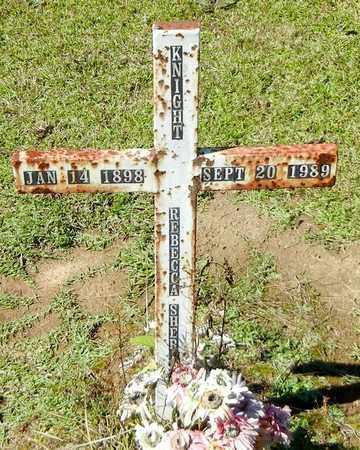 SHERIDAN KNIGHT, REBECCA - Washington County, Louisiana | REBECCA SHERIDAN KNIGHT - Louisiana Gravestone Photos