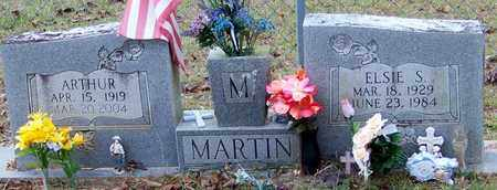MARTIN, ELSIE S - Washington County, Louisiana | ELSIE S MARTIN - Louisiana Gravestone Photos