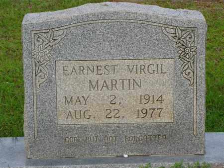 MARTIN, EARNEST VIRGIL - Washington County, Louisiana | EARNEST VIRGIL MARTIN - Louisiana Gravestone Photos