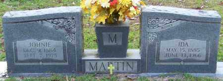 MARTIN, JOHNIE - Washington County, Louisiana | JOHNIE MARTIN - Louisiana Gravestone Photos