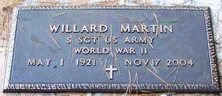 MARTIN, WILLARD  (VETERAN WWII) - Washington County, Louisiana | WILLARD  (VETERAN WWII) MARTIN - Louisiana Gravestone Photos
