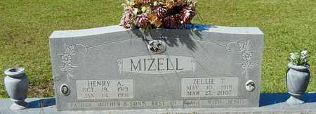 MIZELL, HENRY ARDEMUS - Washington County, Louisiana | HENRY ARDEMUS MIZELL - Louisiana Gravestone Photos
