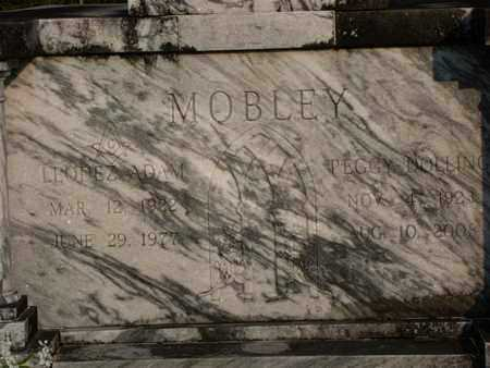MOBLEY, PEGGY - Washington County, Louisiana | PEGGY MOBLEY - Louisiana Gravestone Photos
