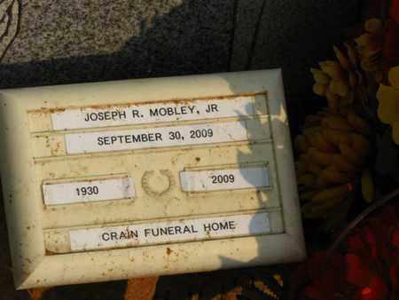 MOBLEY, JOSEPH R JR - Washington County, Louisiana | JOSEPH R JR MOBLEY - Louisiana Gravestone Photos
