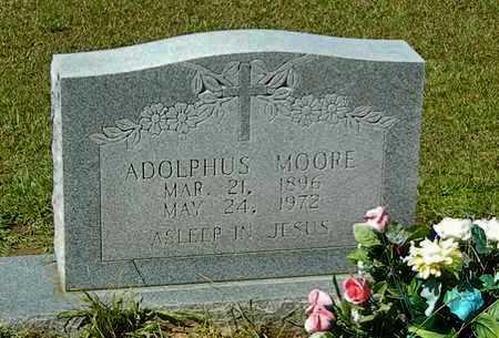 MOORE, ADOLPHUS - Washington County, Louisiana | ADOLPHUS MOORE - Louisiana Gravestone Photos