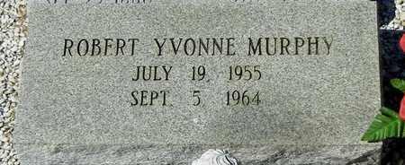 MURPHY, ROBERT YVONNE - Washington County, Louisiana | ROBERT YVONNE MURPHY - Louisiana Gravestone Photos