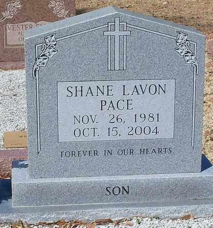 PACE, SHANE LAVON - Washington County, Louisiana | SHANE LAVON PACE - Louisiana Gravestone Photos