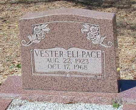 PACE, VESTER ELI - Washington County, Louisiana | VESTER ELI PACE - Louisiana Gravestone Photos
