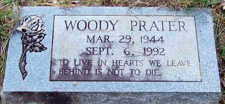 PRATER, WOODY - Washington County, Louisiana | WOODY PRATER - Louisiana Gravestone Photos