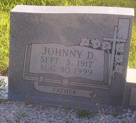 ROGERS (CLOSE UP), JOHNNY D - Washington County, Louisiana | JOHNNY D ROGERS (CLOSE UP) - Louisiana Gravestone Photos