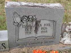 FOIL SIMMONS, ESSIE JEAN - Washington County, Louisiana | ESSIE JEAN FOIL SIMMONS - Louisiana Gravestone Photos