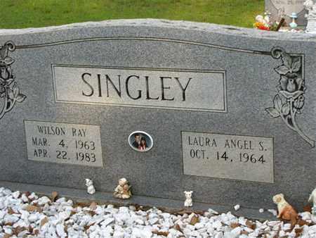 SINGLEY, WILSON RAY - Washington County, Louisiana | WILSON RAY SINGLEY - Louisiana Gravestone Photos