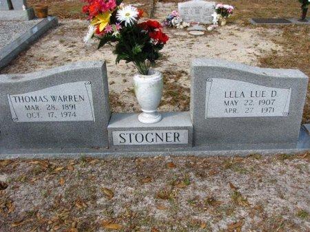 STOGNER, THOMAS WARREN - Washington County, Louisiana | THOMAS WARREN STOGNER - Louisiana Gravestone Photos