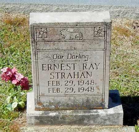 STRAHAN, ERNEST RAY - Washington County, Louisiana | ERNEST RAY STRAHAN - Louisiana Gravestone Photos