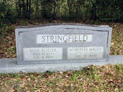MAGEE STRINGFIELD, NURECELIA - Washington County, Louisiana | NURECELIA MAGEE STRINGFIELD - Louisiana Gravestone Photos