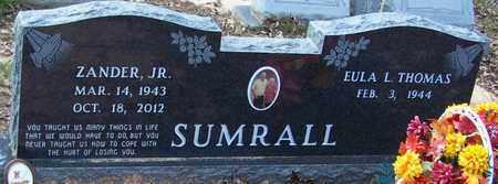 SUMRALL, ZANDER,  JR - Washington County, Louisiana | ZANDER,  JR SUMRALL - Louisiana Gravestone Photos