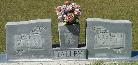 TALLEY, JACOB J - Washington County, Louisiana | JACOB J TALLEY - Louisiana Gravestone Photos