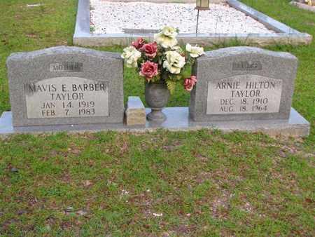 BARBER TAYLOR, MAVIS E - Washington County, Louisiana | MAVIS E BARBER TAYLOR - Louisiana Gravestone Photos