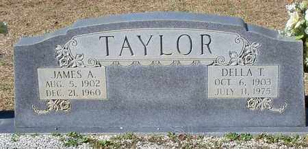 TAYLOR, JAMES A - Washington County, Louisiana | JAMES A TAYLOR - Louisiana Gravestone Photos