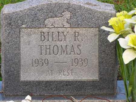 THOMAS, BILLY R - Washington County, Louisiana | BILLY R THOMAS - Louisiana Gravestone Photos