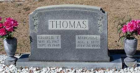 THOMAS THOMAS, MARGAINE - Washington County, Louisiana   MARGAINE THOMAS THOMAS - Louisiana Gravestone Photos