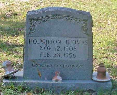 THOMAS, HOUGHTON - Washington County, Louisiana | HOUGHTON THOMAS - Louisiana Gravestone Photos