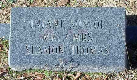 THOMAS, INFANT SON - Washington County, Louisiana | INFANT SON THOMAS - Louisiana Gravestone Photos