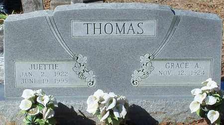 THOMAS, JUETTIE - Washington County, Louisiana | JUETTIE THOMAS - Louisiana Gravestone Photos