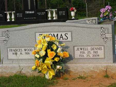 THOMAS, JEWELL DENNIS - Washington County, Louisiana | JEWELL DENNIS THOMAS - Louisiana Gravestone Photos