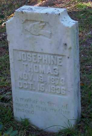 PAYNE THOMAS, JOSEPHINE - Washington County, Louisiana | JOSEPHINE PAYNE THOMAS - Louisiana Gravestone Photos